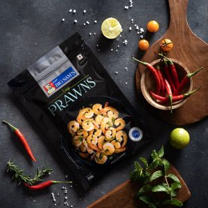 Big Sam's Prawns– Large- 250g