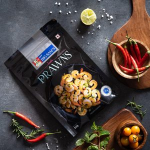 Big Sam's Prawns- Jumbo- 250g