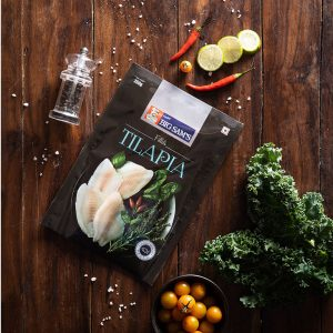 Big Sam's Tilapia- Fillets- 250g