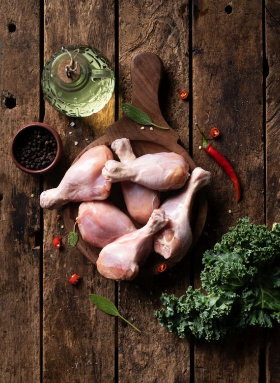 Big Sam's Antibiotic-Free Chicken Drumsticks- 500g