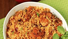 Recipe Chicken Biryani