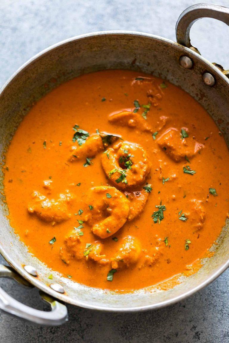 Recipe Goan Prawn Curry