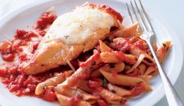 Recipe Slim Chicken Parmesan