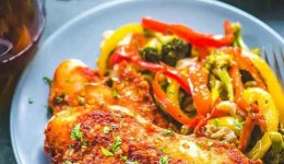 Recipe Spicy Baked Basa