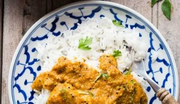 Recipe Spicy Kingfish Curry