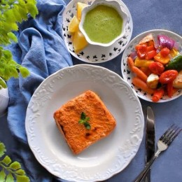 Recipe Tandoori Salmon