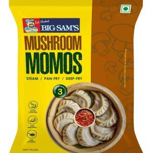 Mushroom Momos (24 pieces) -550g