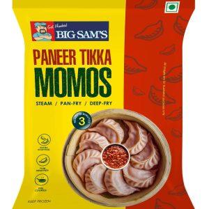 Paneer Tikka Momos (24 pieces) -550g