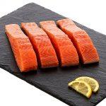 Fresh Norwegian Salmon Fillets (Skinless)